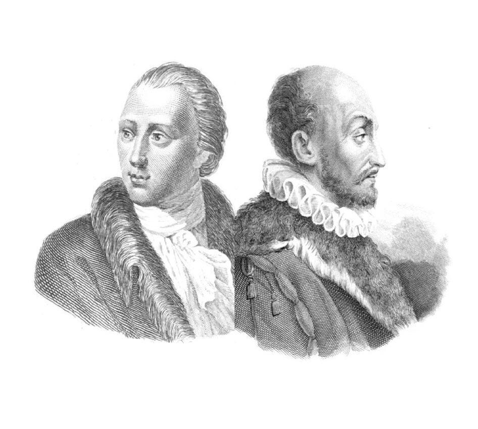 Gaetano Filangieri Gianbattista Della Porta